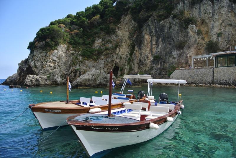 paleokastritsa corfu ghid plaje cazare hoteluri atractii 2