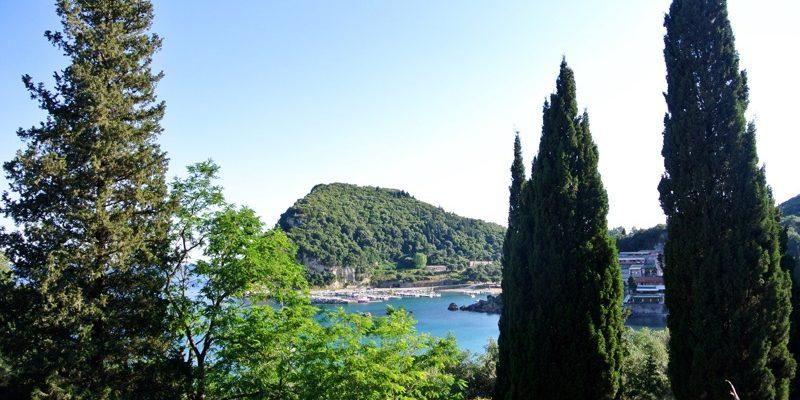 paleokastritsa corfu ghid plaje cazare hoteluri atractii 9