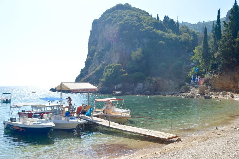 paleokastritsa corfu ghid plaje cazare hoteluri atractii 6
