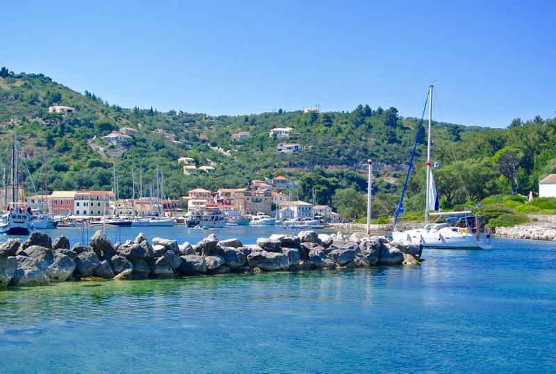paxos portul gaios