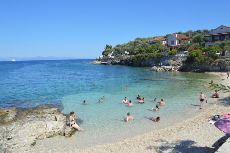 Satul Gaios insula Paxos grecia 14