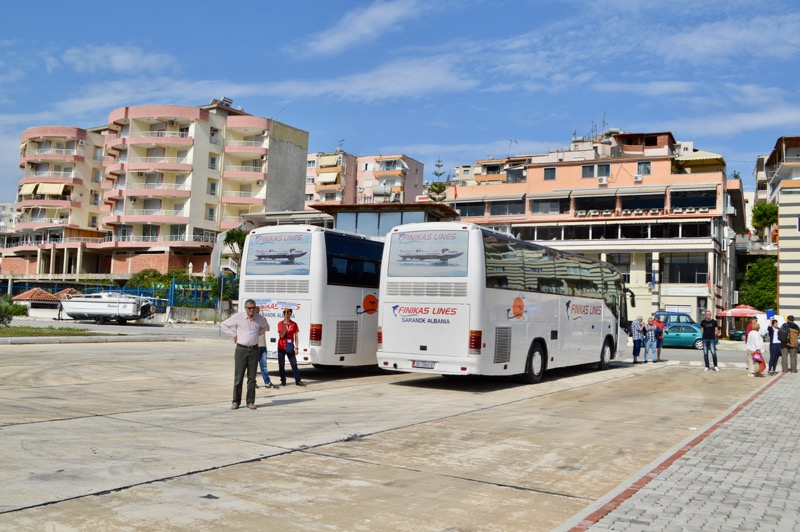 albania corfu excursei finikas lines agentie albaneza