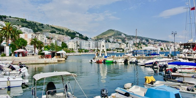 port Excursie-optionala-insula-Corfu-Albania saranda