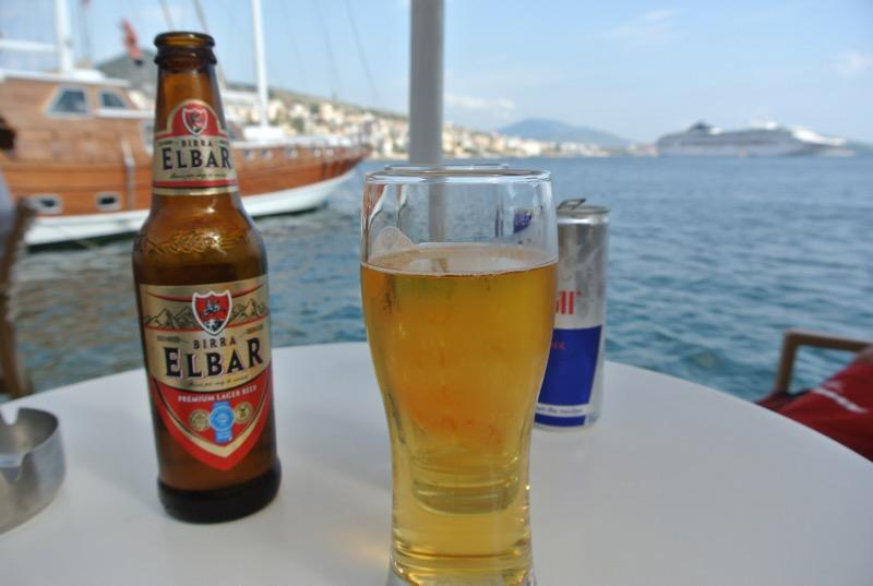 Excursie-optionala-insula-Corfu-Albania saranda limani saranda
