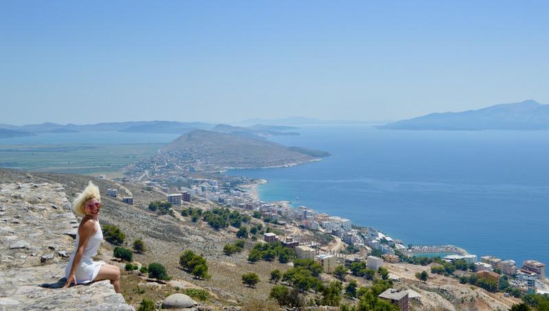 Excursie Optionala insula Corfu Albania castelul