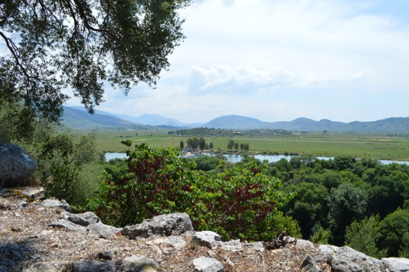 Situl antic Butrint Albania 7