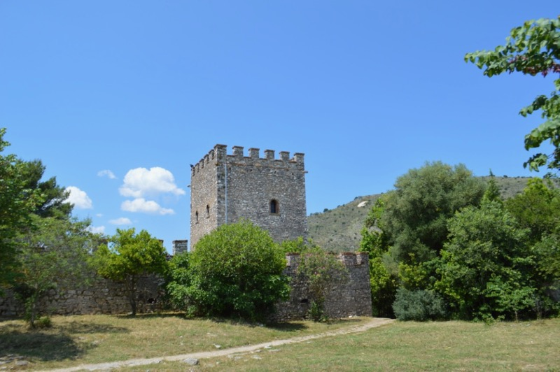castel Situl antic Butrint Albania 8