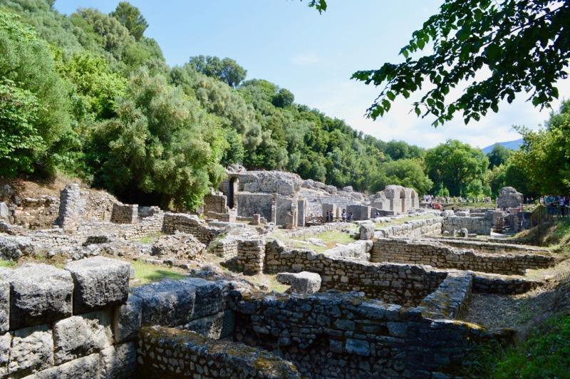 Situl antic Butrint Albania