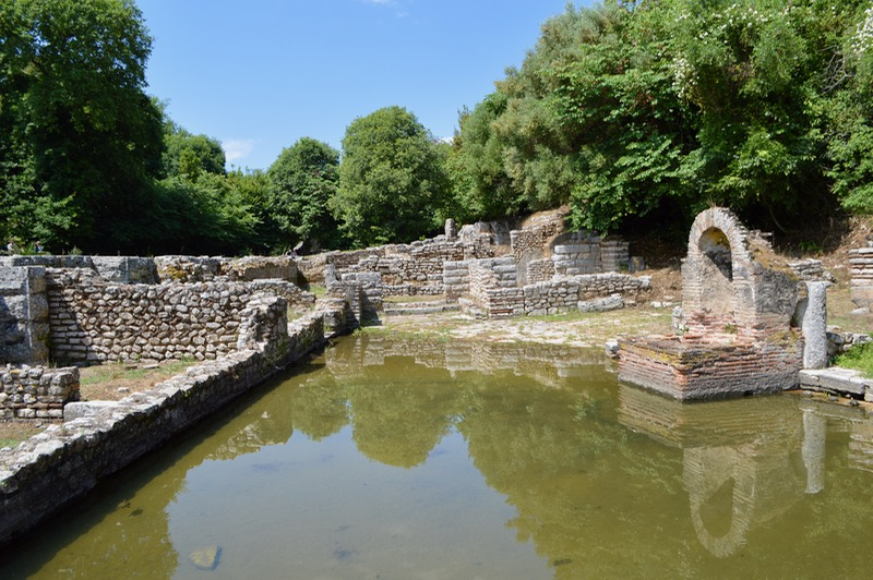 Situl antic Butrint Albania 2