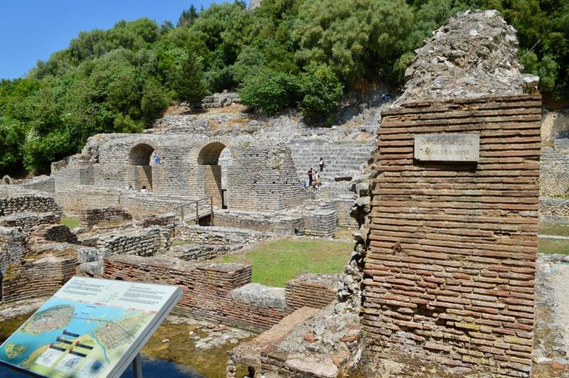 Situl antic Butrint Albania 3