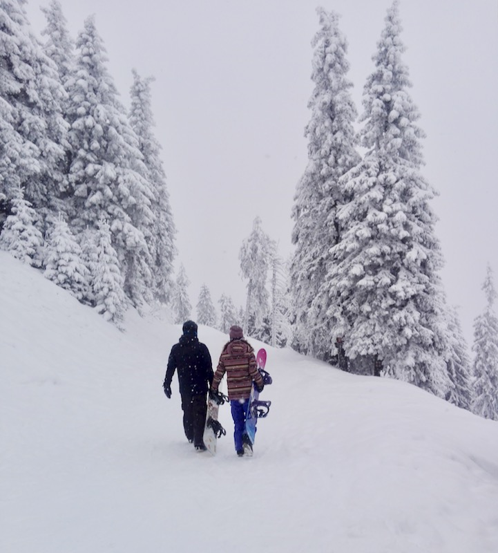 Poiana Brasov Iarna schi snowboard transport 1