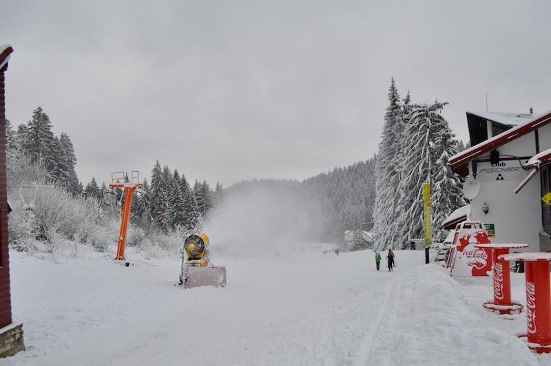 Poiana Brasov Iarna schi snowboard transport 25