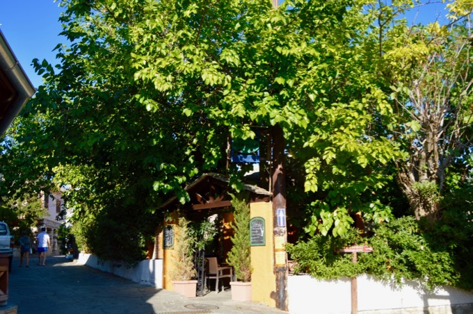 Satul Theologos Thassos Ghid de călătorie 14