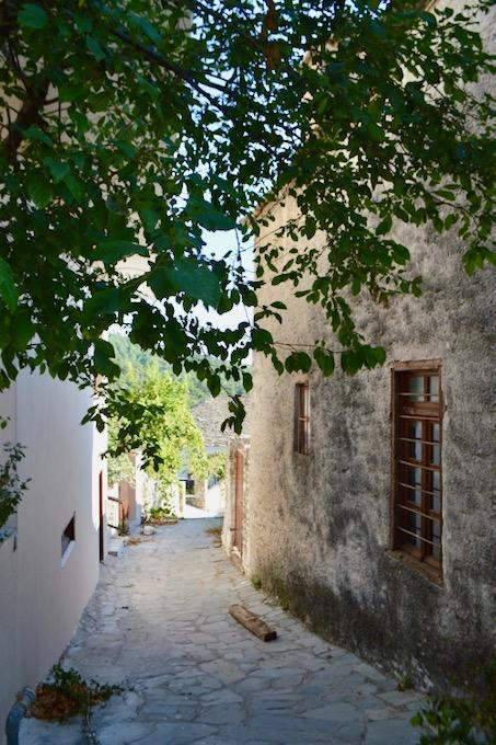 Satul Theologos Thassos Ghid de călătorie 12