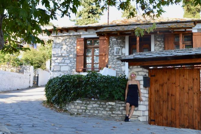 Satul Theologos Thassos Ghid de călătorie 10