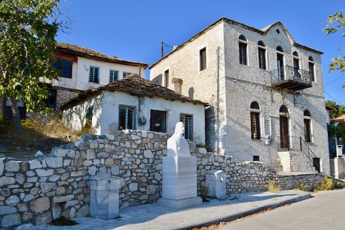 Satul Theologos Thassos Ghid de călătorie 9