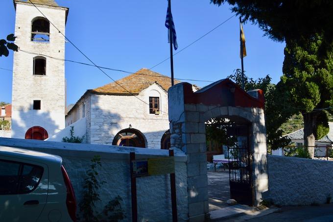 Satul Theologos Thassos Ghid de călătorie 7