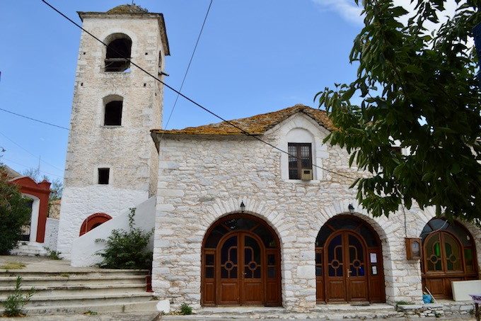 Satul Theologos Thassos Ghid de călătorie 24