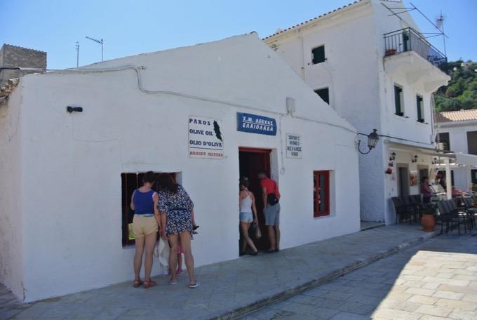 Uleiul de masline contrafacut insula paxos