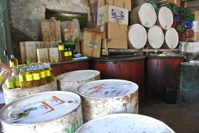 Uleiul de masline contrafacut grecia unde cumparam bun