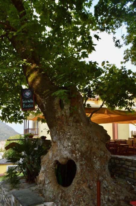 atractii satul Panagia insula Thassos 11
