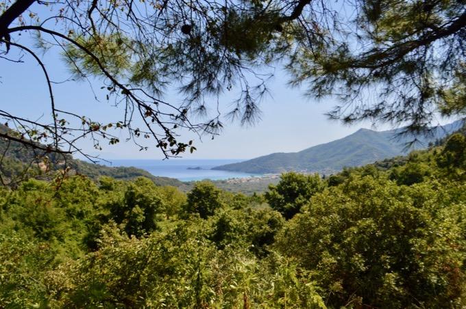 atractii satul Panagia insula Thassos 7