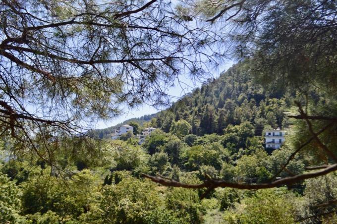 atractii satul Panagia insula Thassos 6