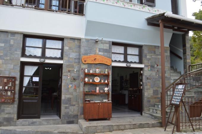 atractii satul Panagia insula Thassos 3