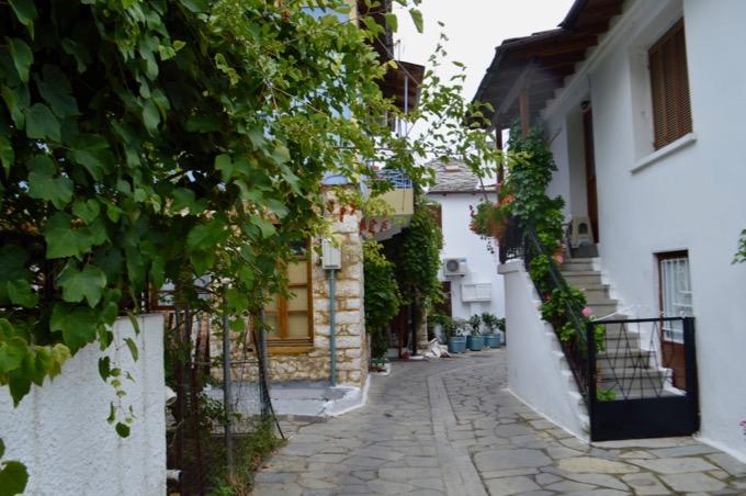 atractii satul Panagia insula Thassos 2