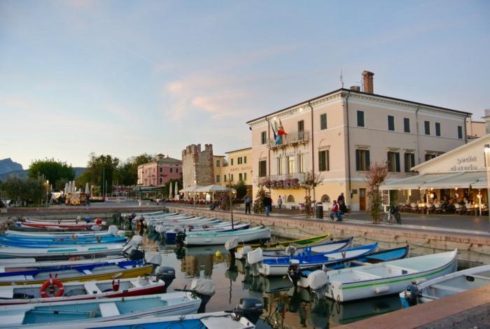 poze lacul garda italia 8