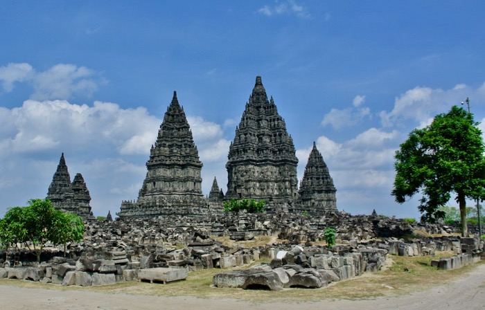 fotografii sa te inspire sa calatorești in Indonezia Java 3 prambanan