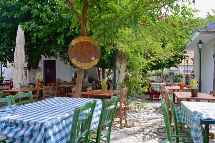 Taverna Maries Thassos 1