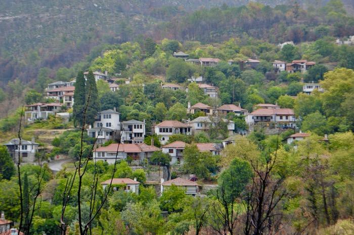 Satul Agios Georgios Thassos
