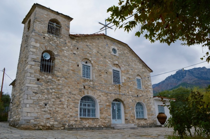 Satul Agios Georgios Thassos 2