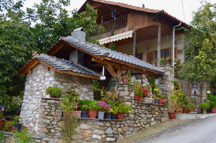 Satul Agios Georgios Thassos 3