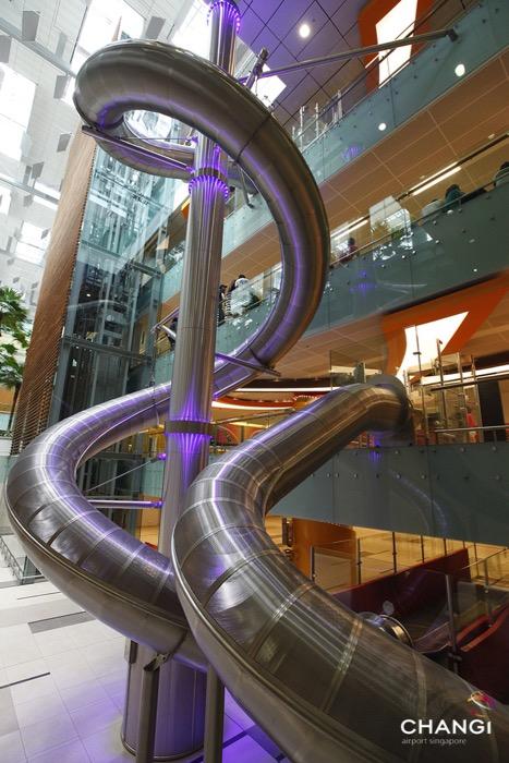 Aeroportul Changi Singapore 3