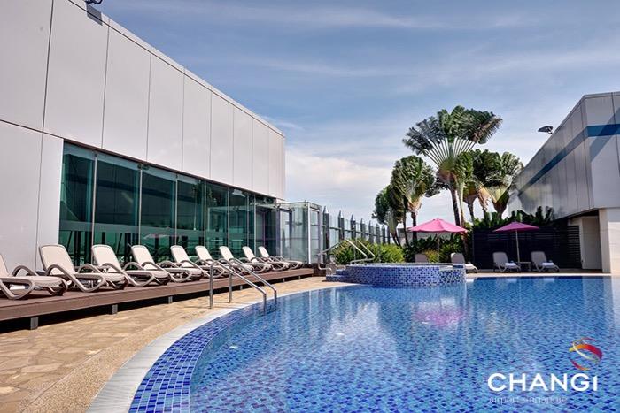 Aeroportul Changi Singapore