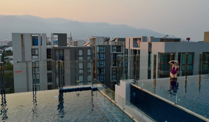 Cazare in Chiang Mai la Hotelul de patru stele 16