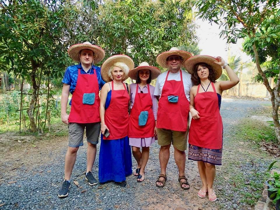 Curs de gatit mancare thailandeza in Chiang Mai Pad Thai supa