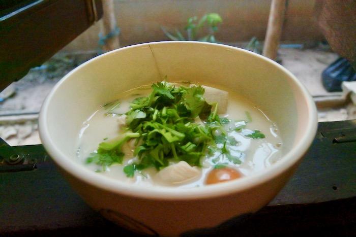 Curs de gatit mancare thailandeza in Chiang Mai Pad Thai supa 8