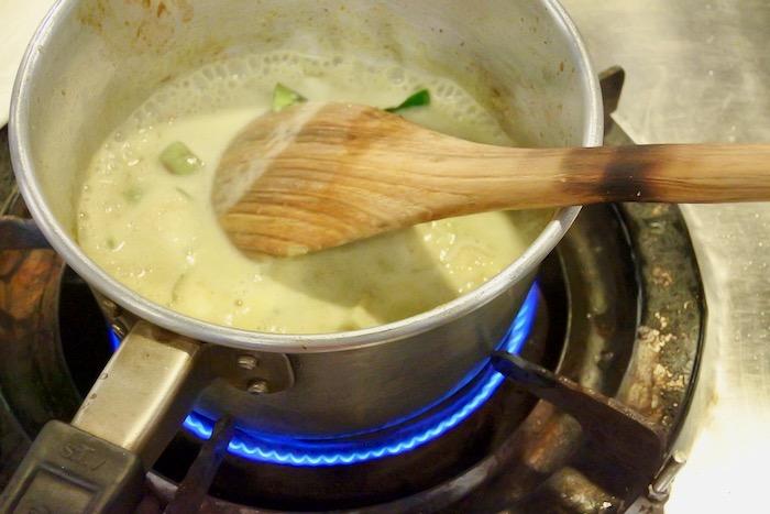 Curs de gatit mancare thailandeza in Chiang Mai Pad Thai supa 10