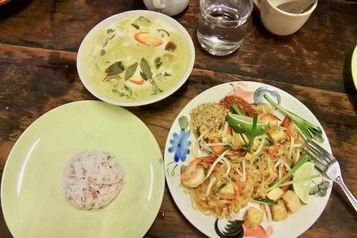 Curs de gatit mancare thailandeza in Chiang Mai Pad Thai supa 16