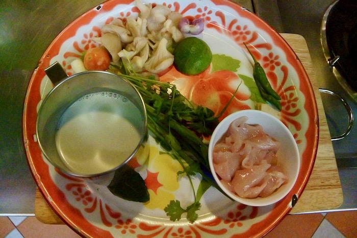 Curs de gatit mancare thailandeza in Chiang Mai Pad Thai supa 5