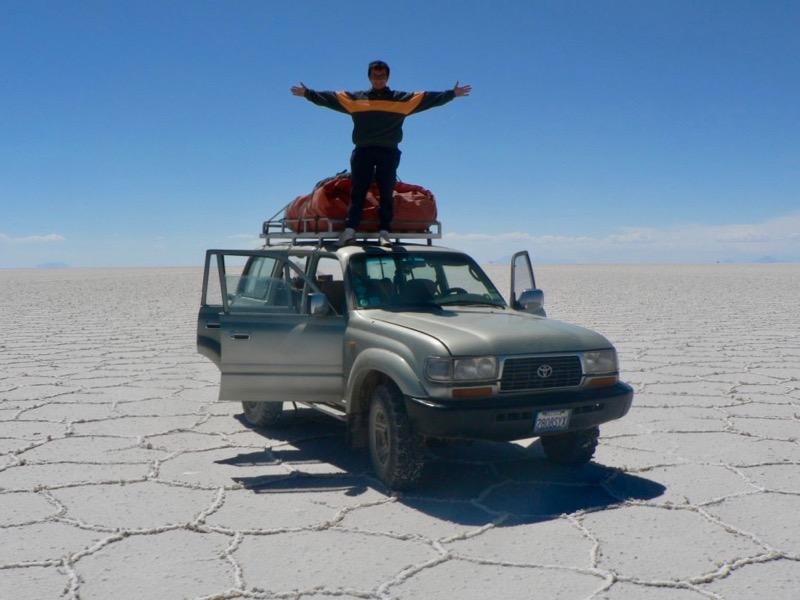 Salar de Uyuni Bolivia 1