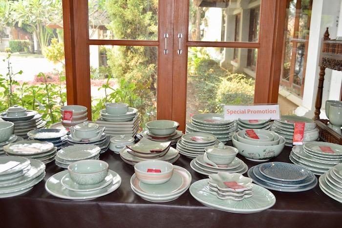 cumparaturi in Thailanda suveniruri Chiang Mai ceramica 1