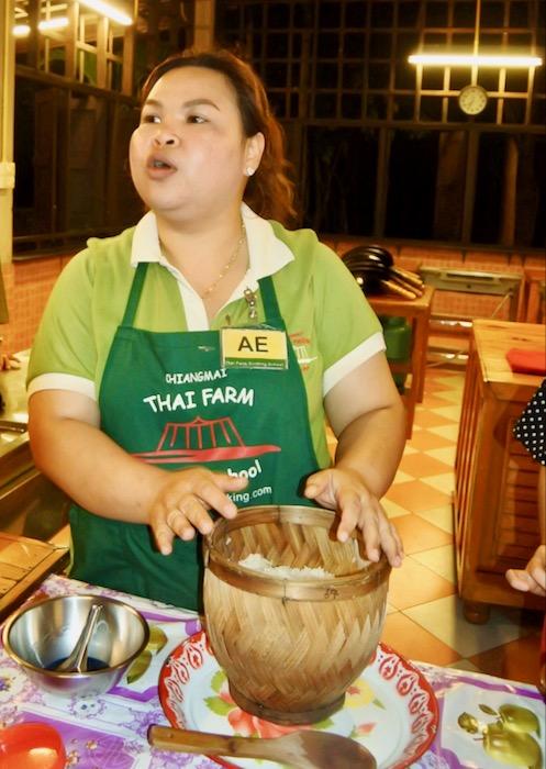 cumparaturi in Thailanda suveniruri Chiang Mai bambus