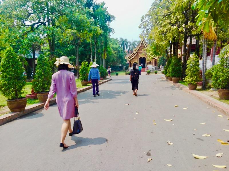 fotografii din Chiang Mai Thailanda acolo