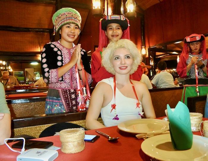 Khan Toke la Vechiul Centru Cultural Chiang Mai 9
