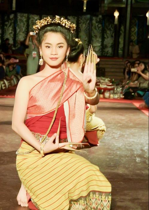 Khan Toke la Vechiul Centru Cultural Chiang Mai 6