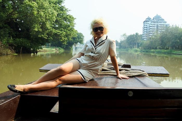 Croazieră pe raul Mae Ping River Chiang Mai 4